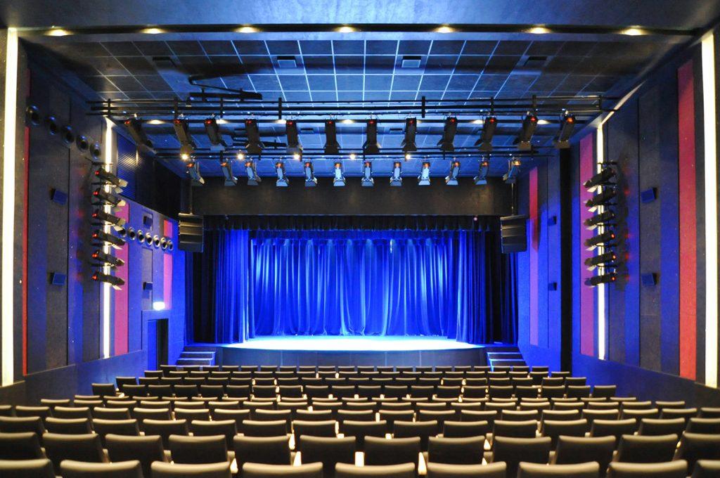 nhà hát thành phố sân khấu