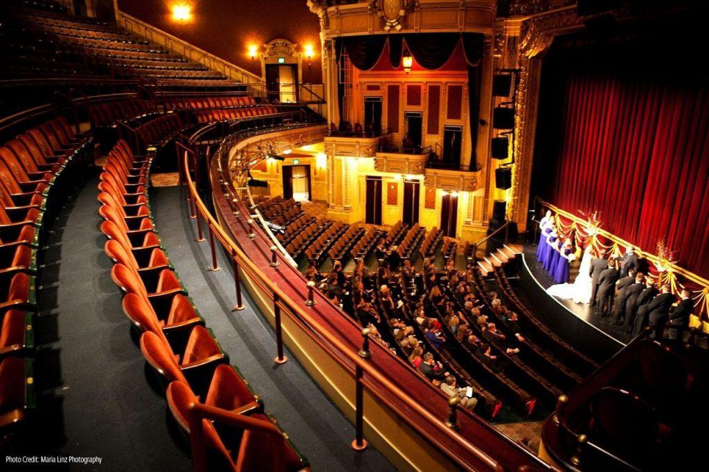 sơ đồ sân khấu nhà hát