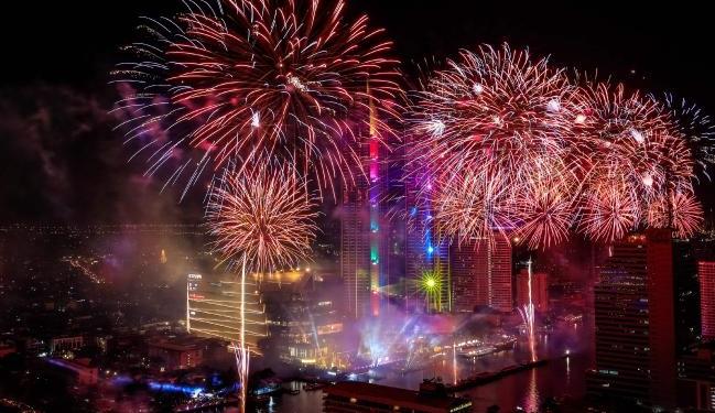 Vòng quanh các lễ hội countdown trên thế giới