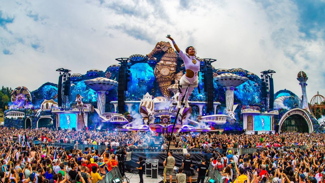 tomorrowland artists