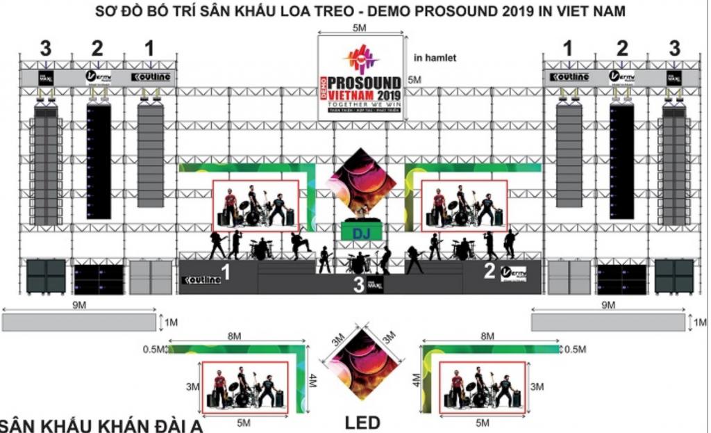 Demo Prosound Vietnam