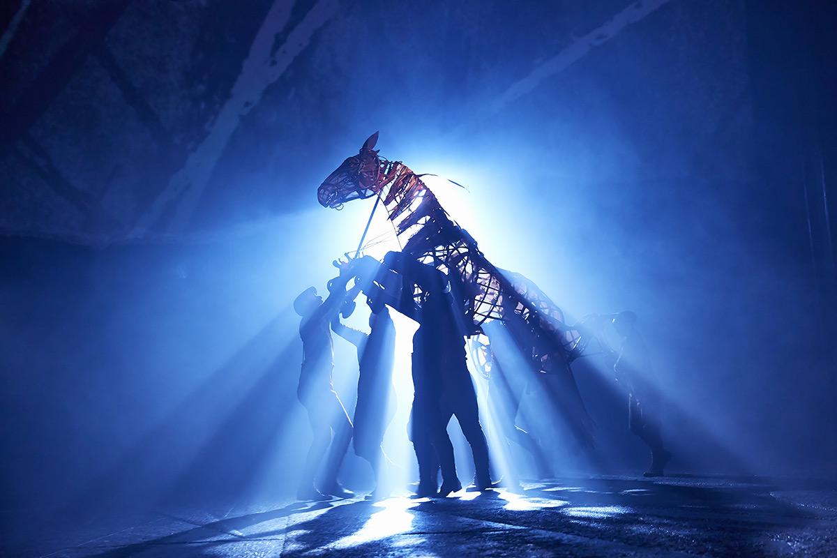 ánh sáng sân khấu đẹp