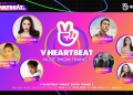 V Heartbeat music show