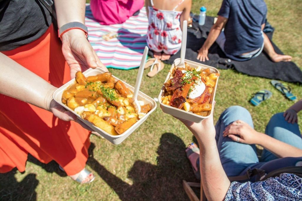 Ẩm thực Quốc tế (Hình ảnh: The North leeds food Festival)