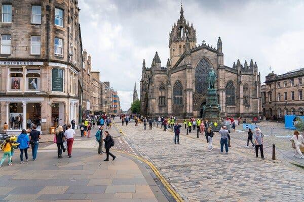 Edinburgh Festival Fringe 2021