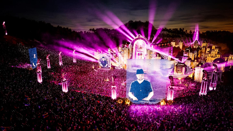 Tomorrowland 2020 hình ảnh : Courtesy of Tomorrowland