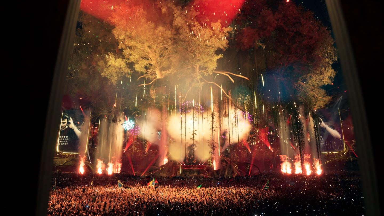 hình ảnh : Courtesy of Tomorrowland